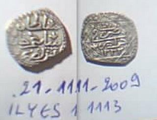 une monnaie ottomane(turque) Vidaos10
