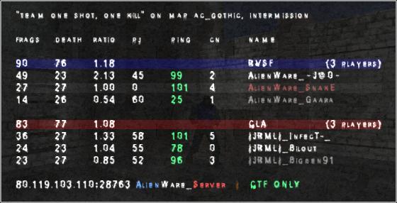 =AW= vs |JRML| Jrml211
