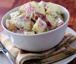 سلطة البطاطس من المطبخ الفرنسي 56710