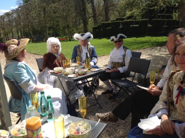 Cabourg le 30 Avril et Chateau de Vendeuvre, le  1 Mai 2016 - Page 6 Img_0513