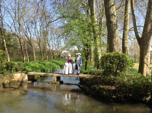 Cabourg le 30 Avril et Chateau de Vendeuvre, le  1 Mai 2016 - Page 6 Img_0515