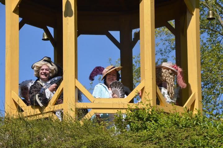 Cabourg le 30 Avril et Chateau de Vendeuvre, le  1 Mai 2016 - Page 6 Vende610