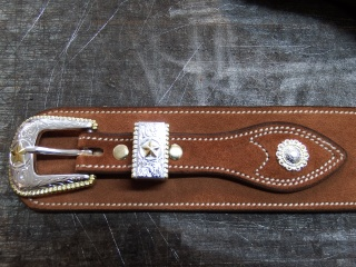 """COWBOY ACTION SHOOTING """"ROUGH OUT"""" HOLSTER by SLYE Dscf3926"""