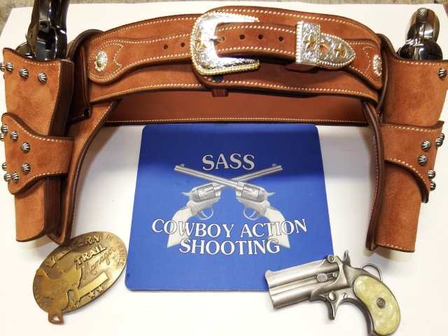 """COWBOY ACTION SHOOTING """"ROUGH OUT"""" HOLSTER by SLYE Dscf4042"""