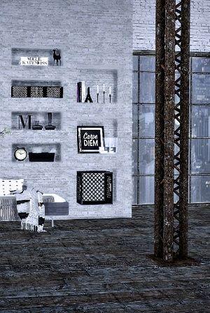 Старые, грязные, кровавые строительные объекты Image14