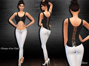 Повседневная одежда (комплекты с брюками, шортами) - Страница 2 Image16