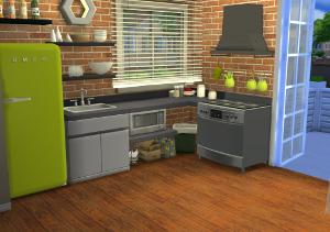 Кухни, столовые (модерн) - Страница 3 Image210
