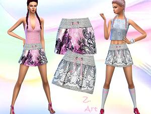 Повседневная одежда (юбки, брюки, шорты) - Страница 2 Image238