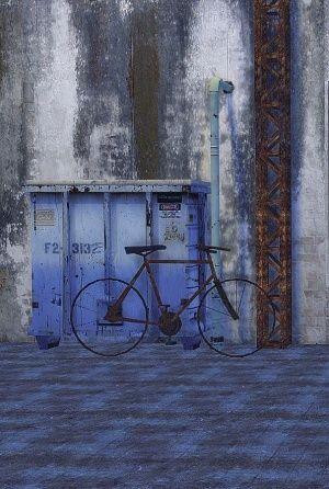 Старые, грязные, кровавые строительные объекты Image24