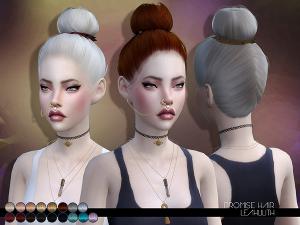 Женские прически (короткие волосы) - Страница 6 Image250