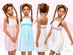 Для детей (платья, туники, комлекты с юбками) - Страница 2 Image257