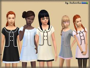 Для детей (платья, туники, комлекты с юбками) - Страница 2 Image266