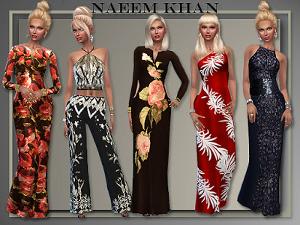 Формальная одежда, свадебные наряды - Страница 5 Image322