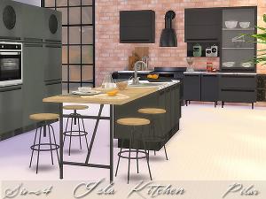 Кухни, столовые (модерн) - Страница 4 Image344