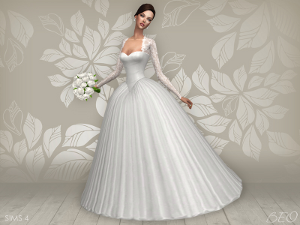 Формальная одежда, свадебные наряды - Страница 5 Image352