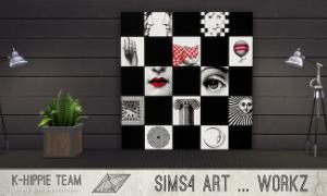 Картины, постеры, настенный декор - Страница 5 Image38