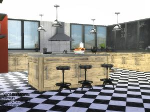 Кухни, столовые (модерн) - Страница 4 Image395