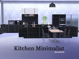 Кухни, столовые (модерн) - Страница 4 Image396
