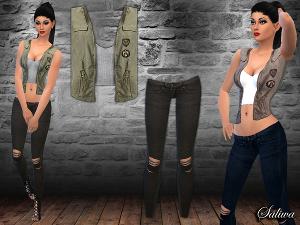 Повседневная одежда (комплекты с брюками, шортами) - Страница 2 Image410