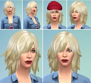 Женские прически (короткие волосы) - Страница 6 Tumbl102