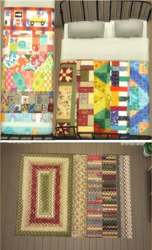 Постельное белье, подушки, одеяла, ширмы и пр. - Страница 2 Tumbl115