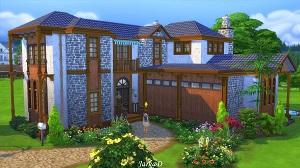 Жилые дома (коттеджи) - Страница 5 Tumbl155