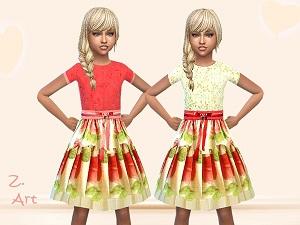 Для детей (платья, туники, комлекты с юбками) - Страница 2 Tumbl169