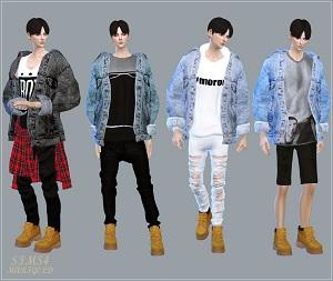 Одежда Tumbl216