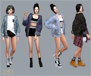Одежда Tumbl218