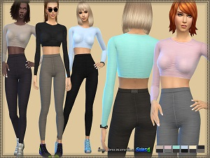 Спортивная одежда Tumbl223