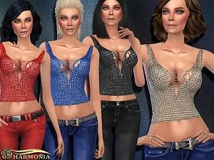 Повседневная одежда (топы, рубашки, свитера) - Страница 4 Tumblr14