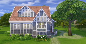 Жилые дома (коттеджи) - Страница 4 Tumblr19