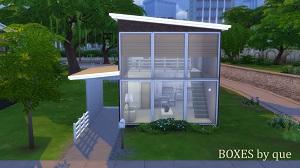 Жилые дома (небольшие домики) - Страница 2 Tumblr23