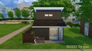 Жилые дома (небольшие домики) - Страница 2 Tumblr24