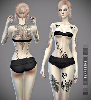 Татуировки - Страница 2 Tumblr24