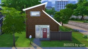 Жилые дома (небольшие домики) - Страница 2 Tumblr25