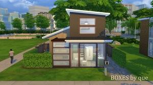 Жилые дома (небольшие домики) - Страница 2 Tumblr26