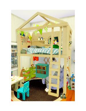 Комнаты для детей и подростков      - Страница 2 Tumblr33