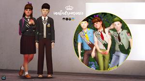 Для детей (униформа) Tumblr61