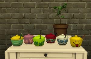 Декоративные объекты для кухни - Страница 4 Tumblr91