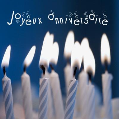 JOYEUX ANNIVERSAIRE CHANTALE - Page 5 Bougie10