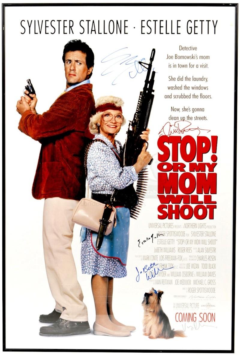 Stoj! Ili Će Moja Mama Pucati (Stop! Or My Mom Will Shoot) (1992) 0000st10