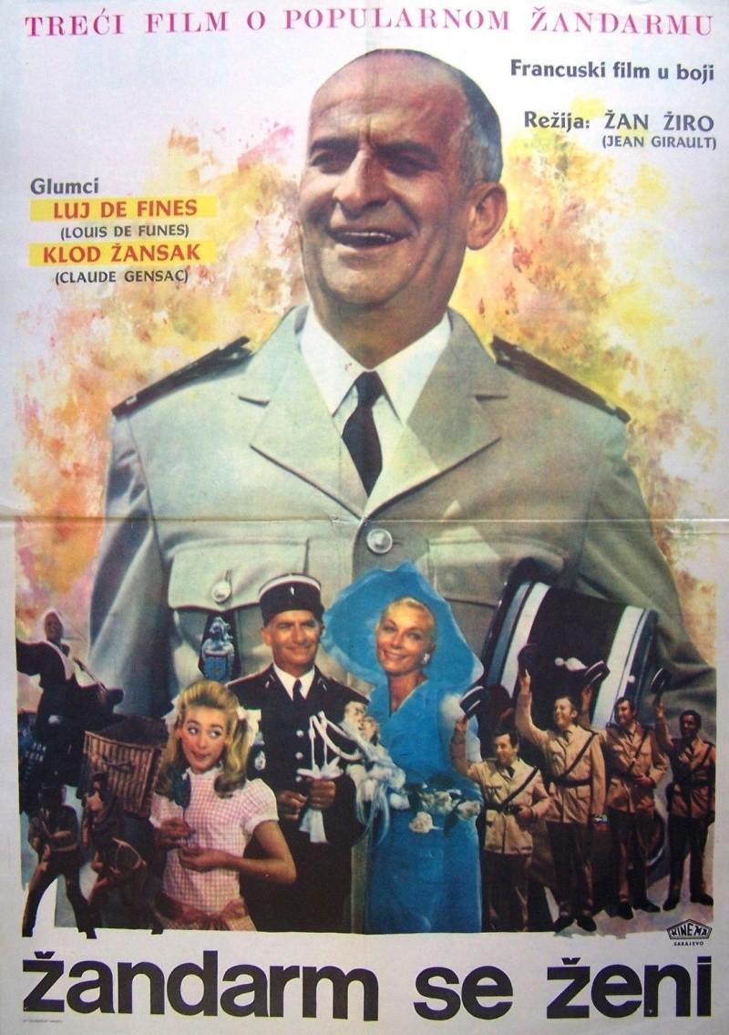 Žandar Se Ženi (Le Gendarme Se Marie) (1968) 3_le_g10