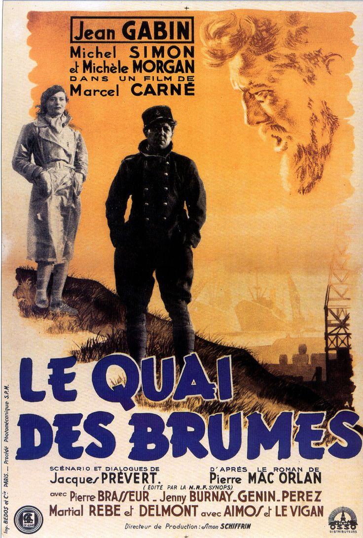 Obala u Magli (Le Quai Des Brumes) (Port of Shadows) (1938)  9a336810