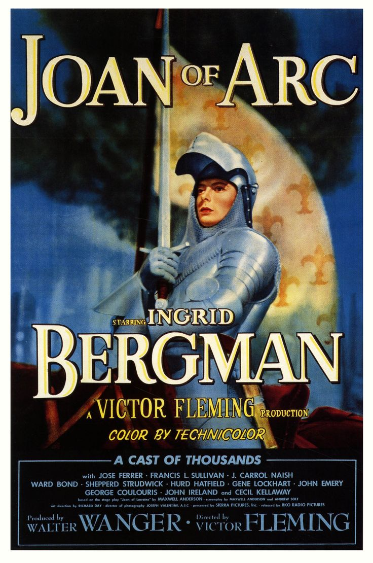 Jovanka Orleanka (Joan of Arc) (RESTORED) (1948) Cbbf2b10