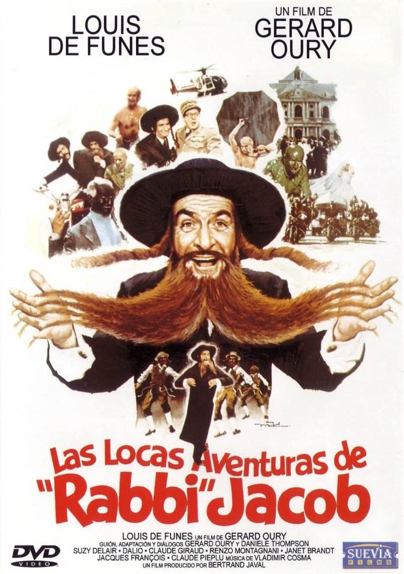Avanture Rabina Jacoba (Les Aventures de Rabbi Jacob) (1973) Les25210