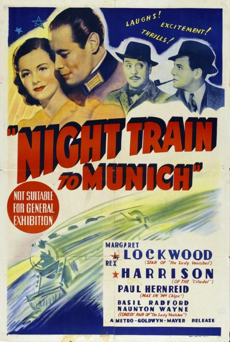 Noćni Voz Za Minhen (Night Train to Munich) (1940) Nttm110