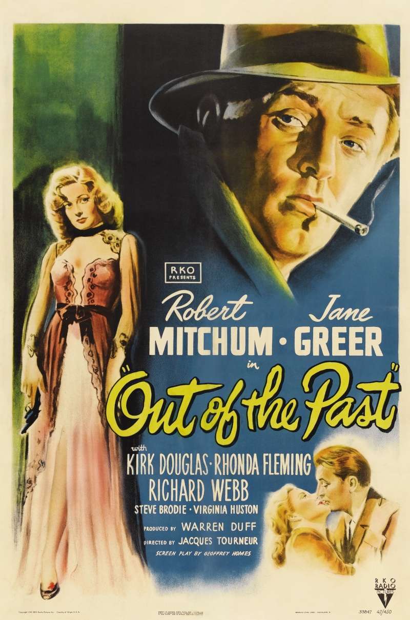 Iz Prošlosti (Out Of The Past) (1947) Poster10