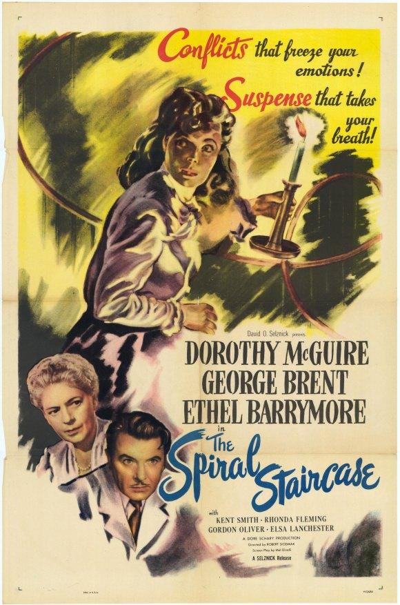 Spiralne Stepenice (The Spiral Staircase) (1945) Ss-pos10