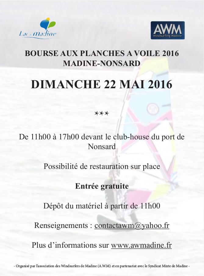 BOURSE AUX PLANCHES A VOILE 2016 Bourse11